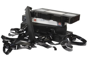 Broken Video Tapes